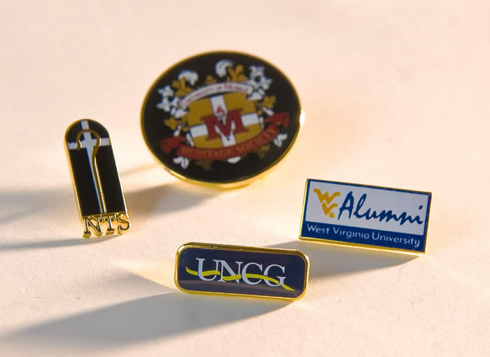 Jester Products - Mascot Lapel Pins